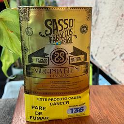 Tabaco Sasso Original