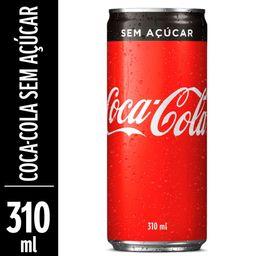 Coca-Cola sem Açúcar 310ml