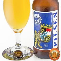 Cevada pura pilsen growler 1 litro