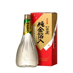 Hakushika Junmai Gold 720ml