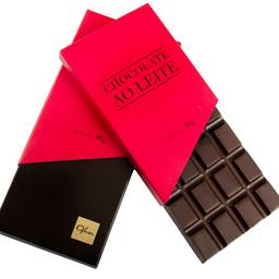 Tablete de Chocolate ao Leite - 80g