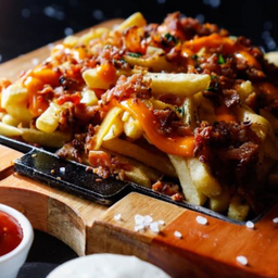 Bare Fries
