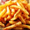 Porcao de batatas-fritas
