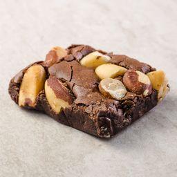 Brownie de Castanha do Pará