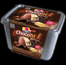 Sorvete Chocotri - 1,5L
