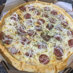 Combo Pizza Salgada + Doce + Refri