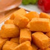 Mandioca frita (cremosa)