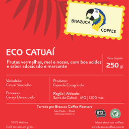 Eco Catuaí - 250g