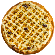 Pizza Caipira (c/ mussarela)