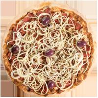 Pizza Calabra Veggie Paulistana