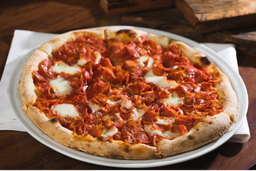 Pizza Calabrese - 50% OFF