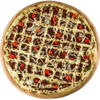 Pizza de Carne Seca (c/ catupiry)