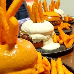 Fondue Burger