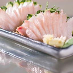 Sashimi de Tilapia
