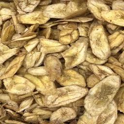 Banana Chips Doce com Canela, cada 100gr
