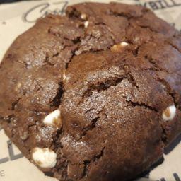 Cookie de Macadâmia com Chocolate Branco