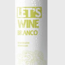 Lets Wine Branco 269ml