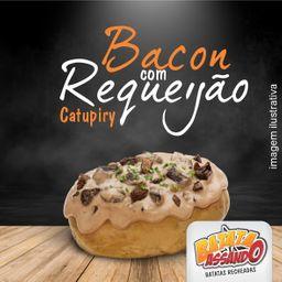 Bacon com Requeijão