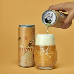 Oishii (cervejas Japas) 310ml