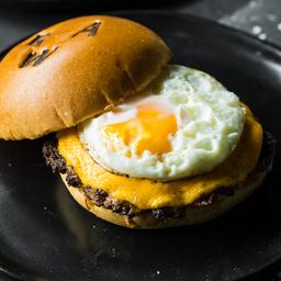 Classic Egg Burger