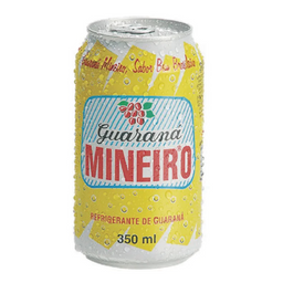 Guaraná Mineiro - 350ml