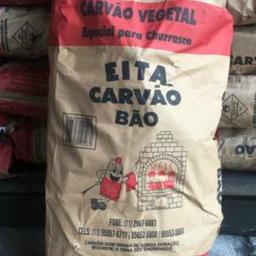 Carvão vegetal 5kg