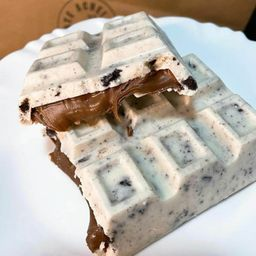 Barrinha de Chocolate Trufada de Nutella