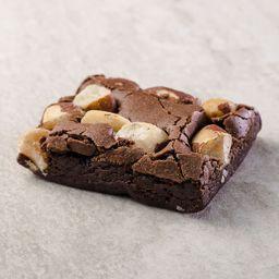 Brownie Vegano com Castanha do Pará