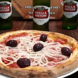 Combo 1 Pizza Grande de Calabresa 1 Stella Artois