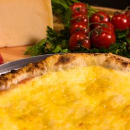 Pizza Gratinata - 3 Queijos