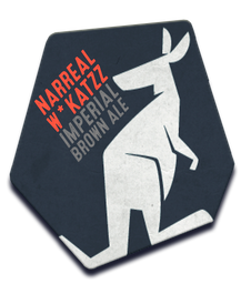 Imperial Brown Narreal & Wkattz Imperial Brown Ale 1L