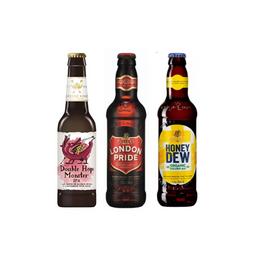 Cervejas Inglesas - Garrafa