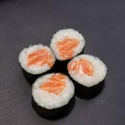 Hossomaki de salmão - 8 und