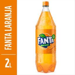 Fanta laranja 2l