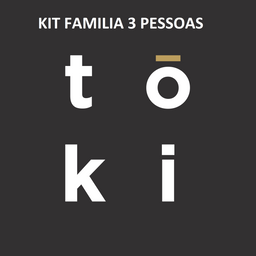 Kit Familia 3 Pessoas