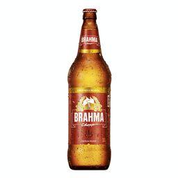 Brahma Chopp 1l | Apenas O Líquido.