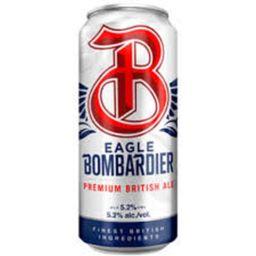 Bombardier Lata 500 ml