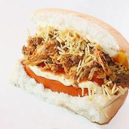Hot Dog de Carne
