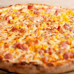 Pizza Grande 3 Sabores (12 Pedaços)