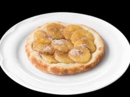 Esfiha de Banana com Chocolate Branco