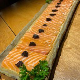 Sashimi Sake Trufado