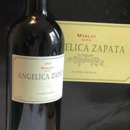 Angelica Zapata Merlot