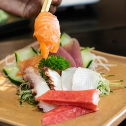 0088 - sashimi especial - 10 unidades