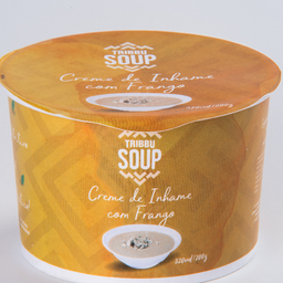Soup de Inhame com Frango 320ml - 200g