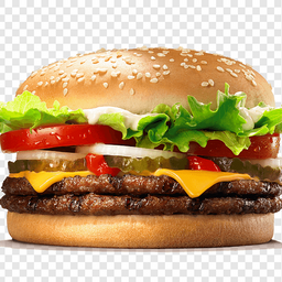 Hambúrguer Tradicional de Picanha