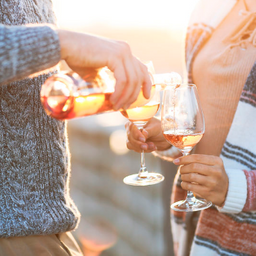Vinho Santa Helena Reservado, Rose
