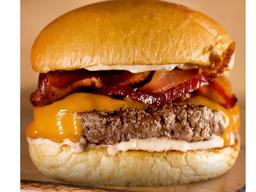 Smash Cheddar Bacon