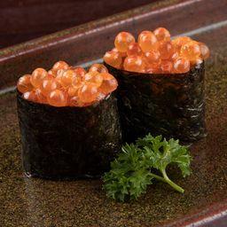 Sushi de Ovas de Salmão - Unidade