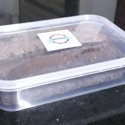 Casquinha de Brownie