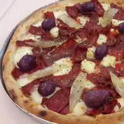 Pizza de Calábria - Grande